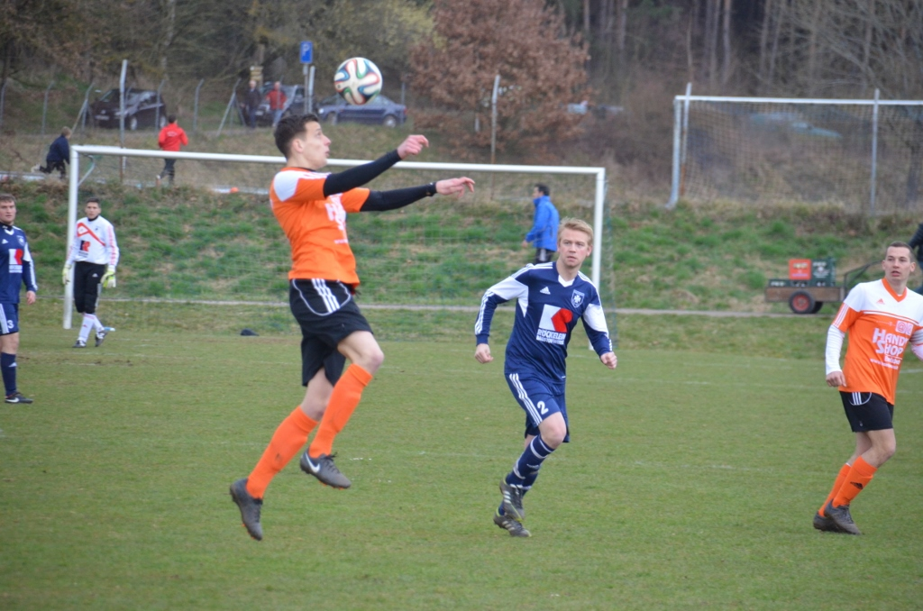 ground-hopper com - 1 FC Oberhaid vs  SpVgg Germania Ebing