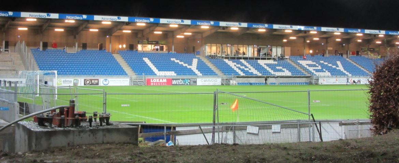 Lyngby Stadion, Lyngby, Denmark